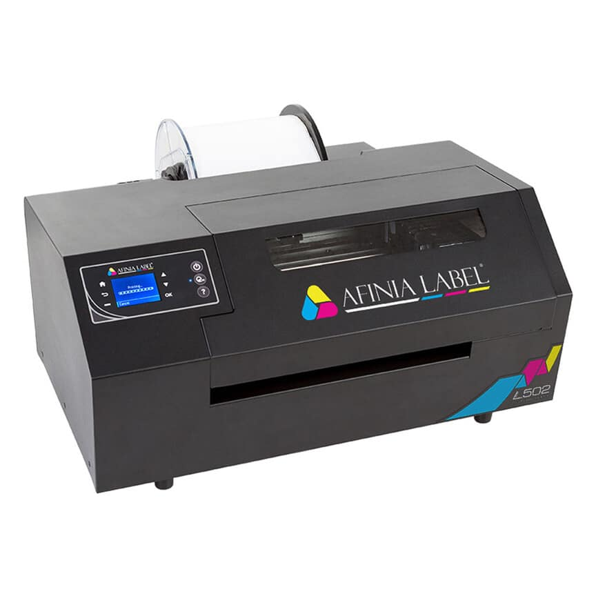 label printing services in Greenwood